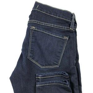 Flying Monkey Skinny Dark Wash Jeans
